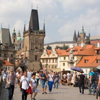 Camping Oase Praha - visite guidate